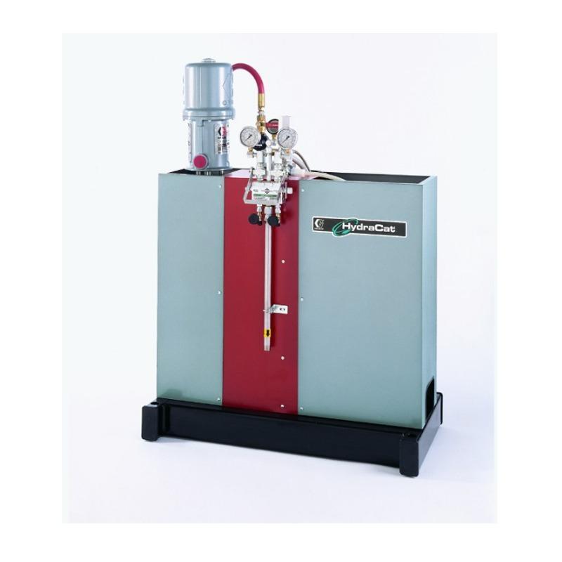 Hydra-Cat 可变比例-机械配比器 准确按需泵送多种双组份涂料 密封剂-粘合剂-多组份保护性涂