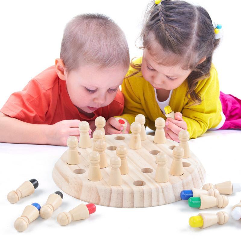 益智儿童玩具批发 厂家直销木制儿童早教精品记忆力亲子互动益智玩具