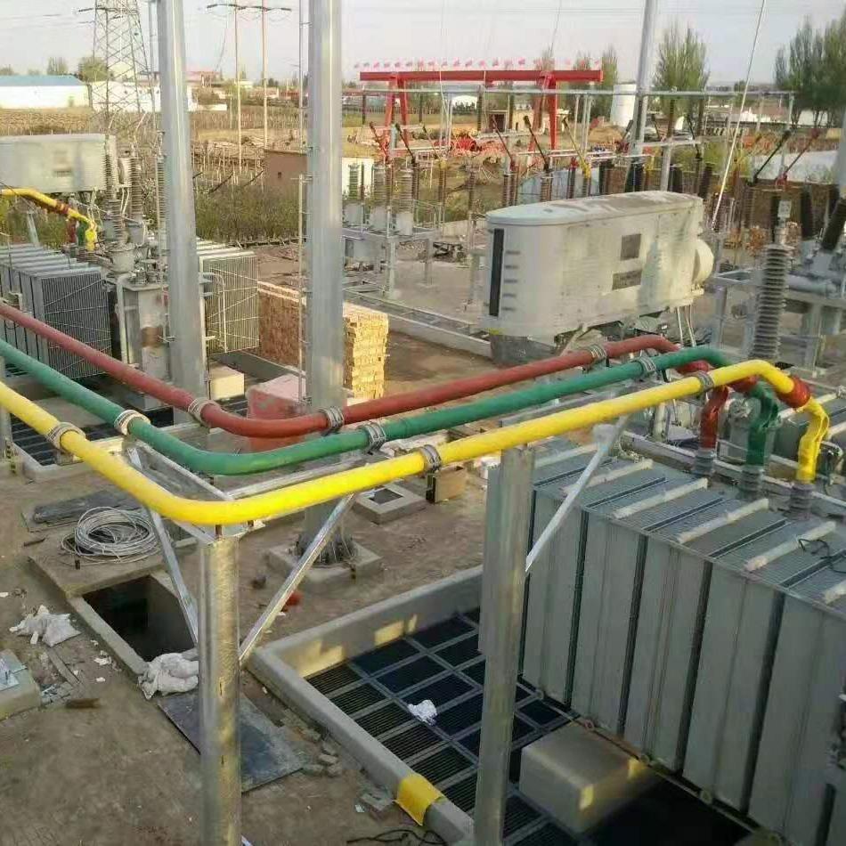 管型母线-光伏升压站专用管型母线-设计-安装-生产一体化