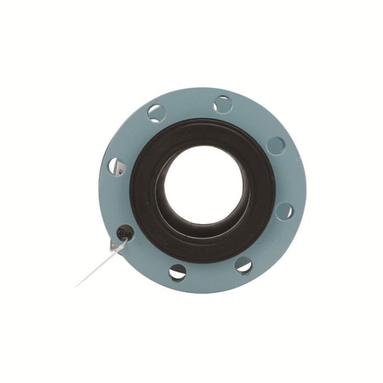 可曲挠橡胶软接头 dn50 KXT-16法兰橡胶软连接批发