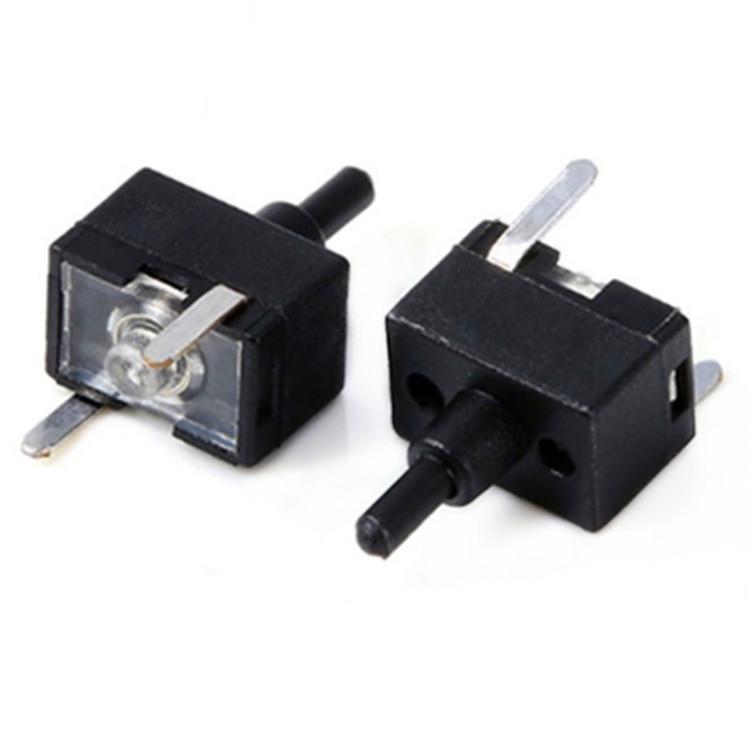 志顺电子生产销售按断式限位程开关微小型微动侦测复位常闭检测开关