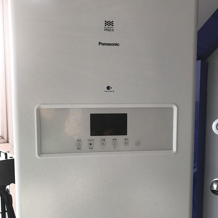 厂家直销松下中央换气新风机除异味空气净化器 宜居暖通 成都松下柜式新风系统价格