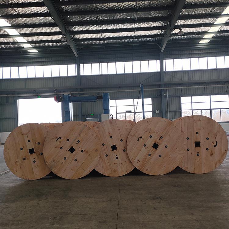 电缆盘 纸盘塑料线盘 纸线盘 木线盘 电缆盘-供应工程专用线盘
