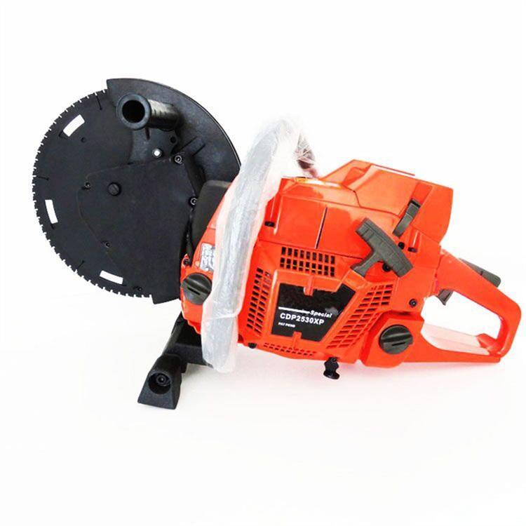 双轮异向切割锯 机动双轮异向切割锯 程煤手持式无齿锯