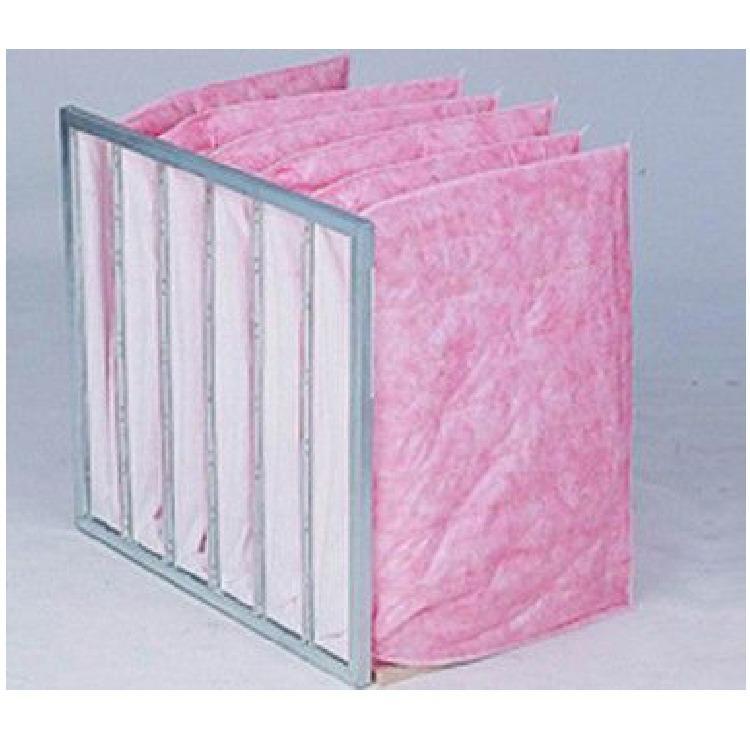 无尘室车间单品 中效袋式过滤器-康鼎净化