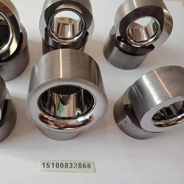 明豪 硬质合金耐磨钻套 水泵轴套 厂家定制