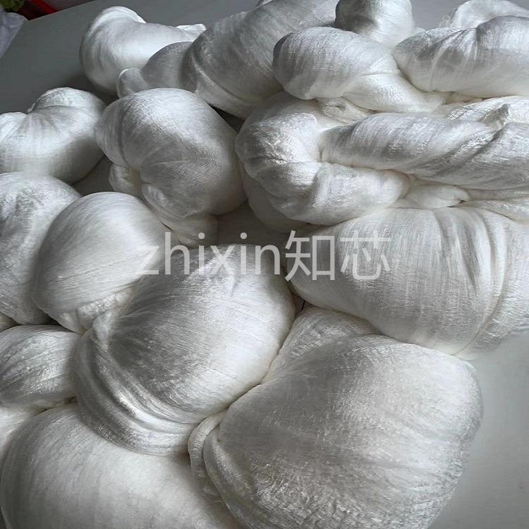 蚕丝被批发 精选双宫桑蚕丝光胎 纯桑蚕丝原料批发