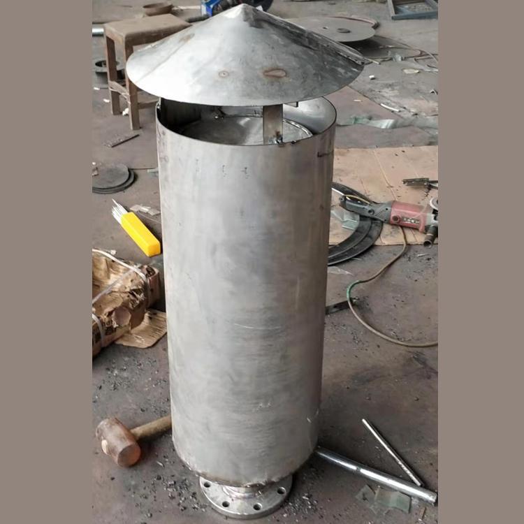 万洋 专业生产 抗喷组消声器 抗喷组消声器生产厂家