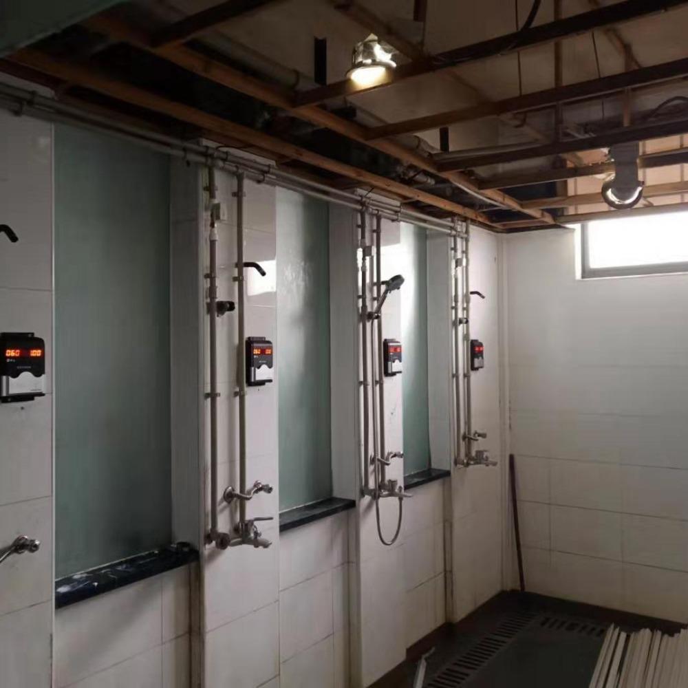 公寓用电刷卡机-智能拉卡水表-热水打卡水表
