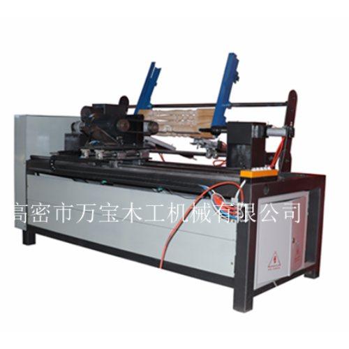山东楼梯扶手打磨机 优质楼梯扶手打磨机厂 万宝木工机械