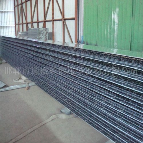 钢筋桁架楼承板长期批发 M型钢筋桁架楼承板大量批发 通盛彩钢
