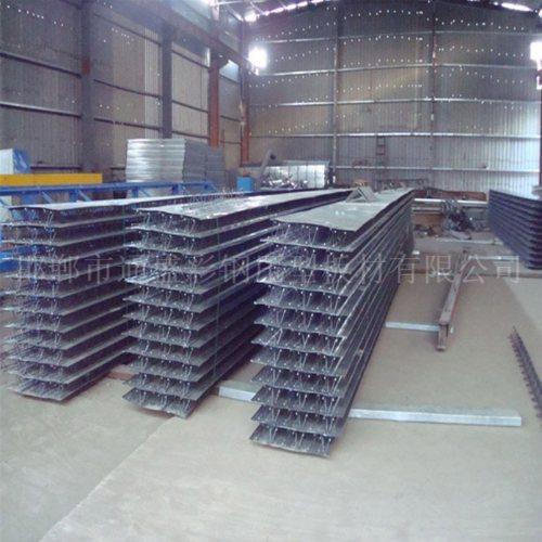 M型桁架楼承板经销商 TD2-100桁架楼承板生产商 通盛彩钢