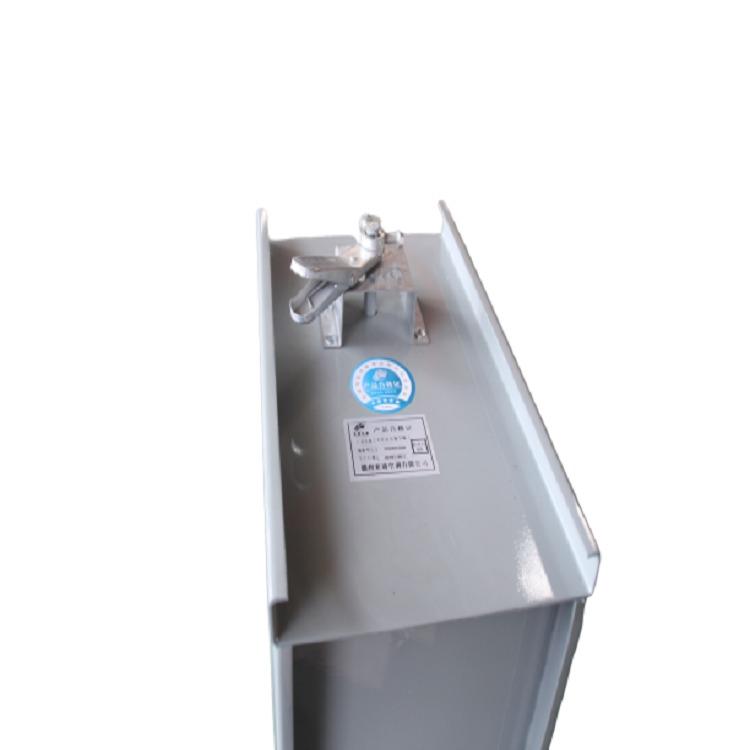 亚通集团 直供280度和70度排烟阀 圆形3C电动多叶消防排烟防火阀