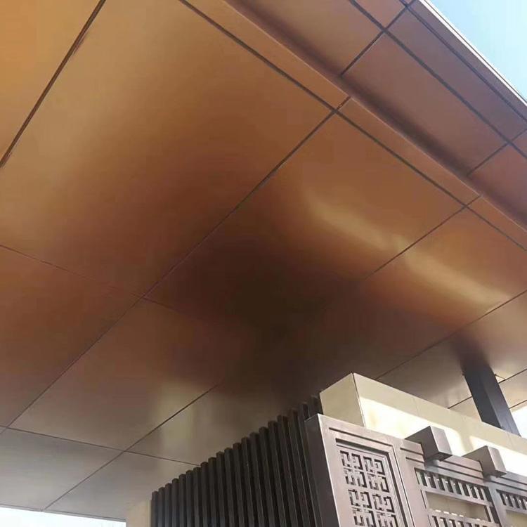 阳极氧化铝单板厂家价格 欢迎咨询缕空铝单板