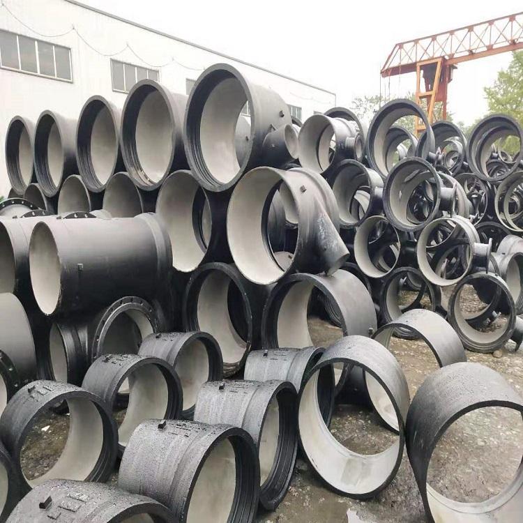 球墨铸铁管管件 重庆新兴球墨铸铁管管件生产厂家
