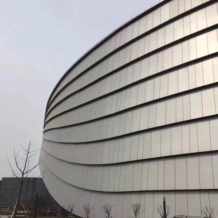 佛山阳极氧化铝单板价格合理 欢迎咨询铝本色铝单板