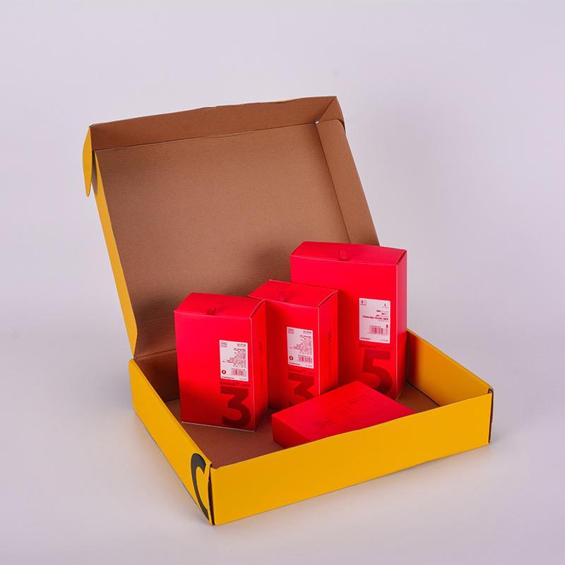 德诺包装礼品盒定做佛山东莞包装盒厂家定制生产