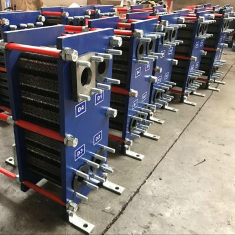 板式换热器生产厂家 全自动混合式换热器德州厂家直销