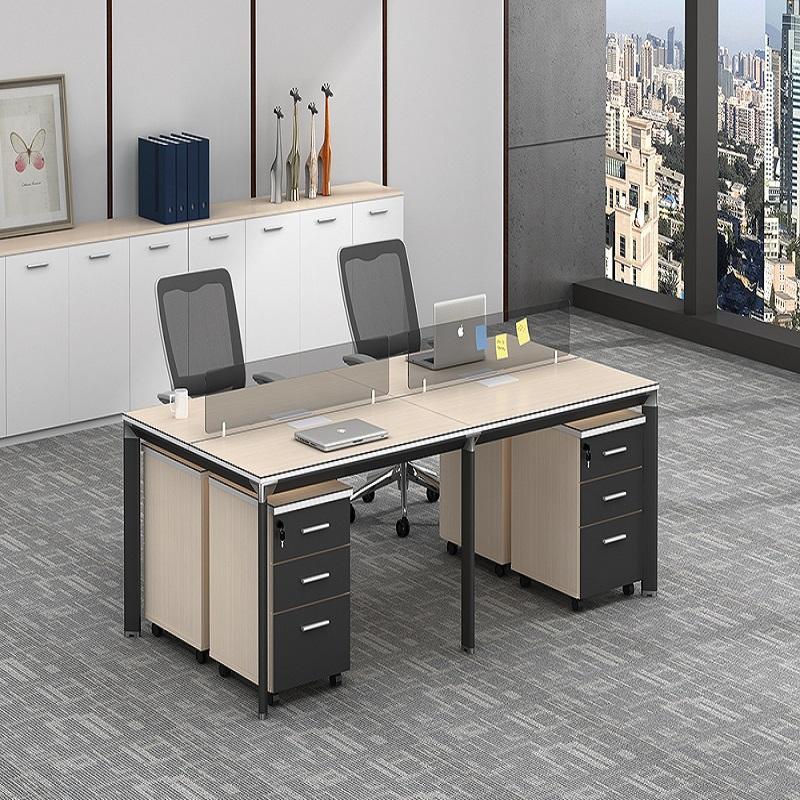 厂家直销-办公室员工办公桌-质保十年-欢迎咨询