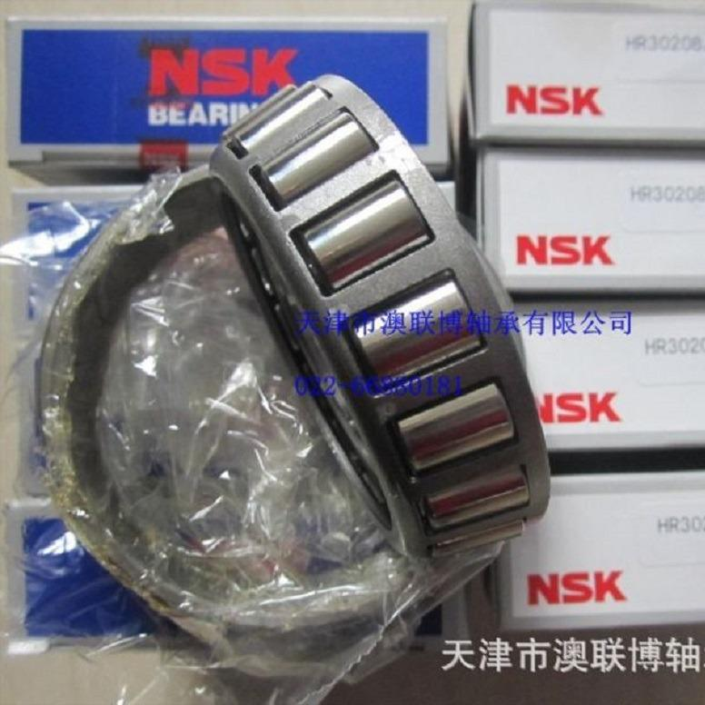 NSK轴承 HR32206J 圆锥滚子轴承