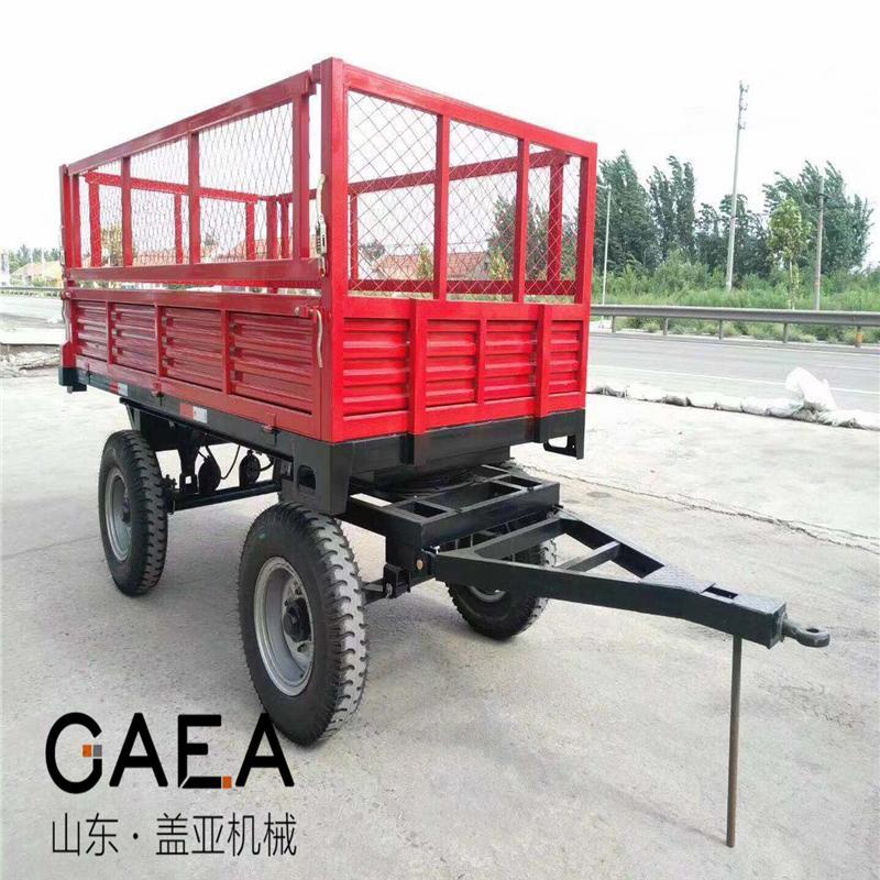 厂家直销 厂区串联平板车 平板拖车 仓库运输车 盖亚生产价格优惠
