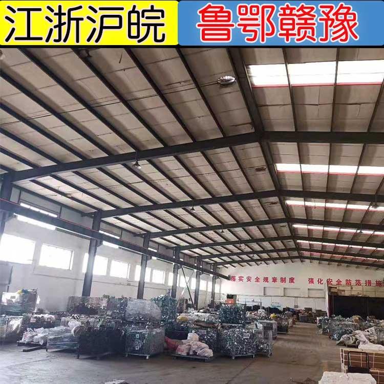 二手钢构 大跨度二手厂房 旧钢结构出售