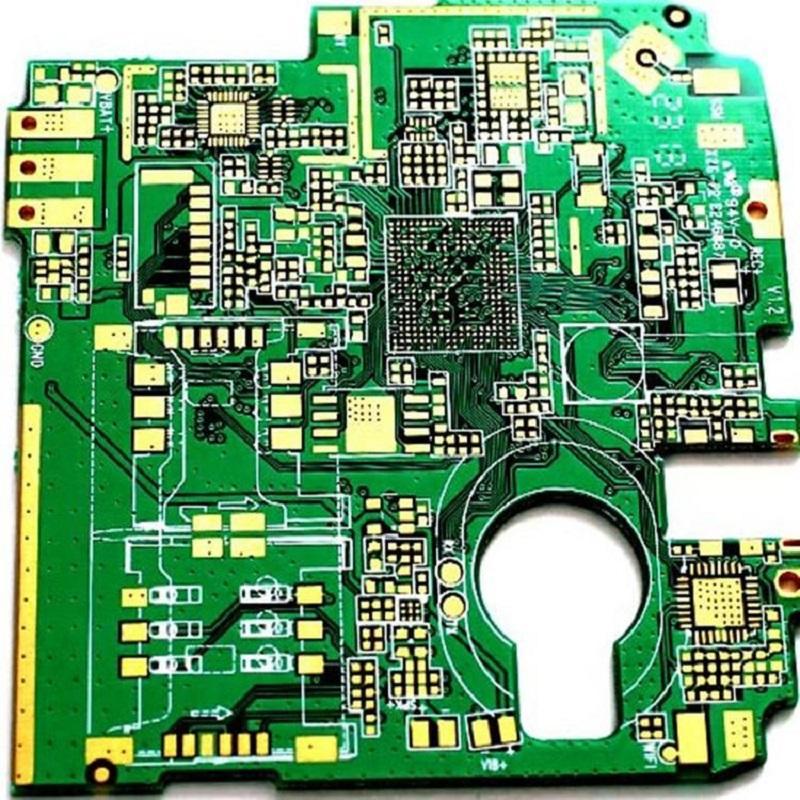 沉金六层电路板 优惠供应PCB沉金六层电路板生产加工 厂家直销