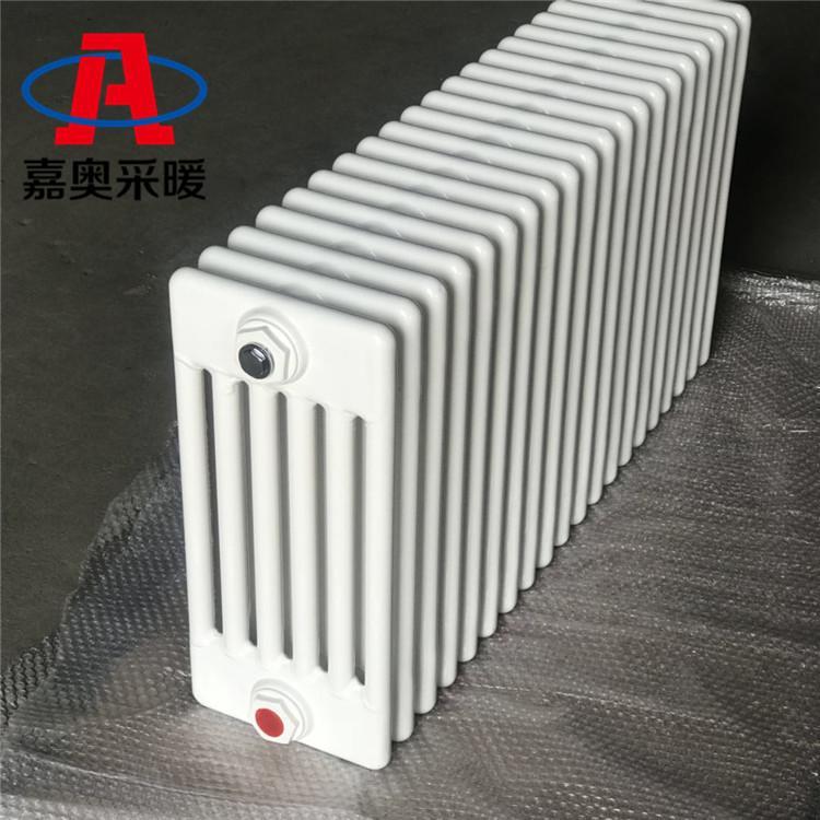钢六柱散热器 车间厂房用散热器 GZ6-1.0-500钢六柱500高