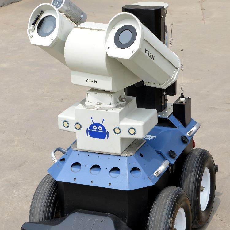 山西智能巡检机器人 高清视频监控 轮式机器人
