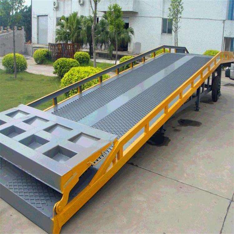 登车桥 登车桥厂家 可牵引移动式登车桥厂家 厂家质量保证