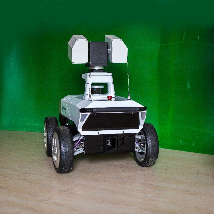 云南轮式巡检机器人 轮式巡检机器人仪表智能识别