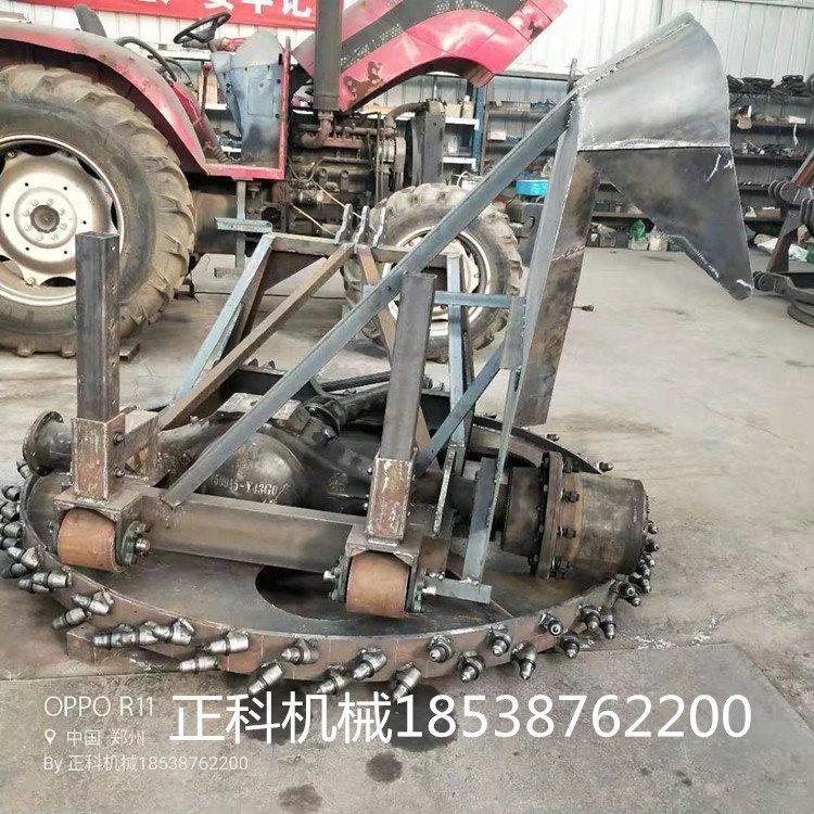 管道开沟机 自来水管开沟机 农用开沟机 生产地价格