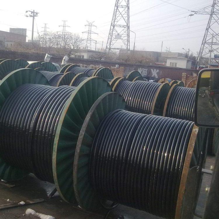 上海金山电缆线回收二手电缆回收长期收购