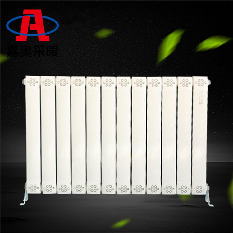 8080钢铝复合散热器 钢铝暖气片 钢铝复合散热器优缺点