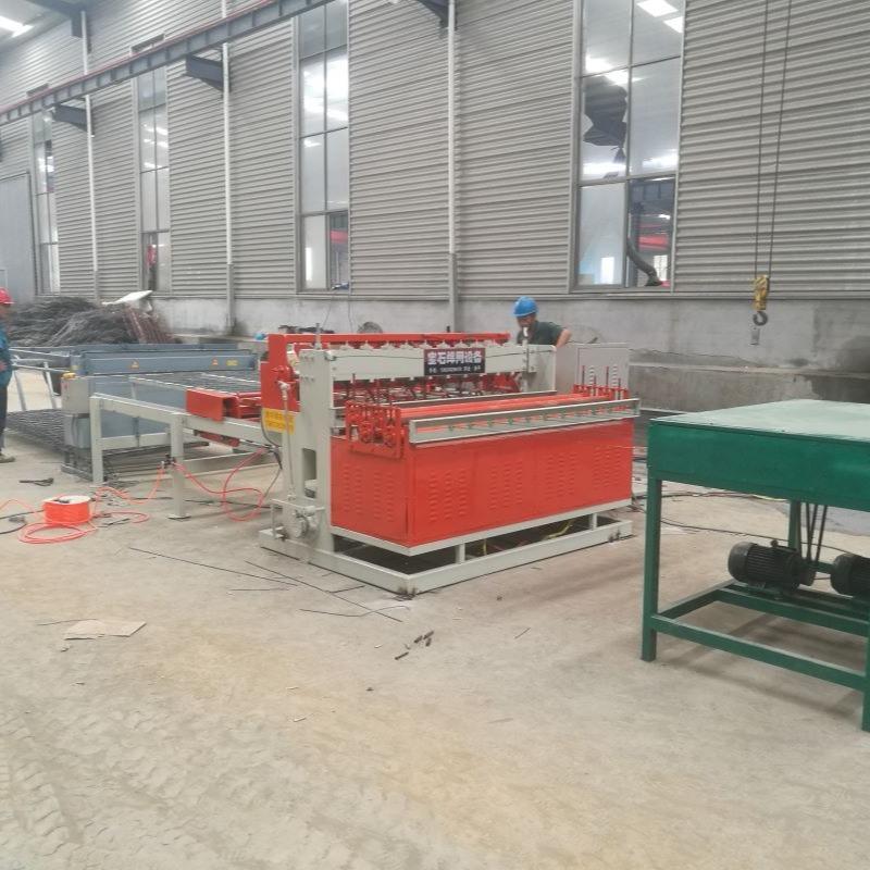 云南全自动建筑网焊网机混凝土建筑网片焊网机厂家