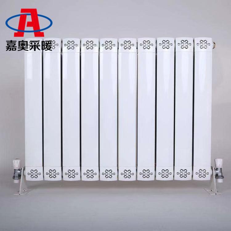 7575铜铝复合散热器 家用工程用暖气片 铜铝复合散热器品牌
