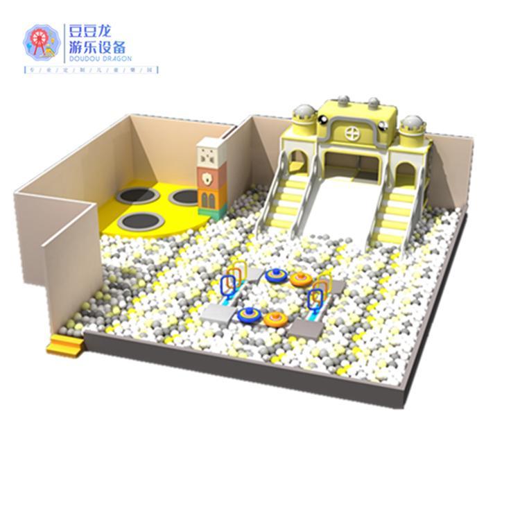 湖南淘气堡厂家 儿童淘气堡乐园