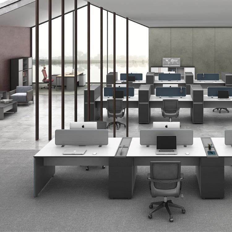 广州办公家具厂 员工工作站 办公家具十大品牌