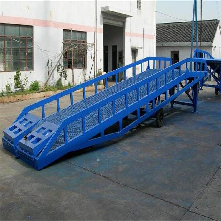 登车桥 液压登车桥 可牵引移动式登车桥供应