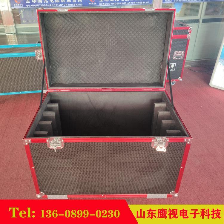 山东航空箱 方形航空铝箱 航空箱订做厂家