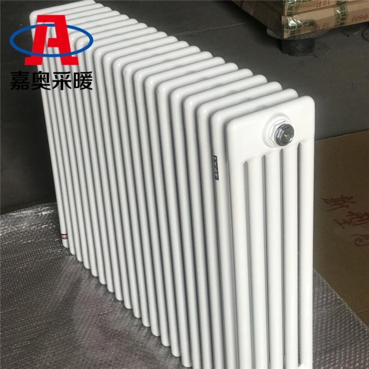 工程钢五柱暖气片 钢五柱水暖散热器 钢五柱暖气片参数表