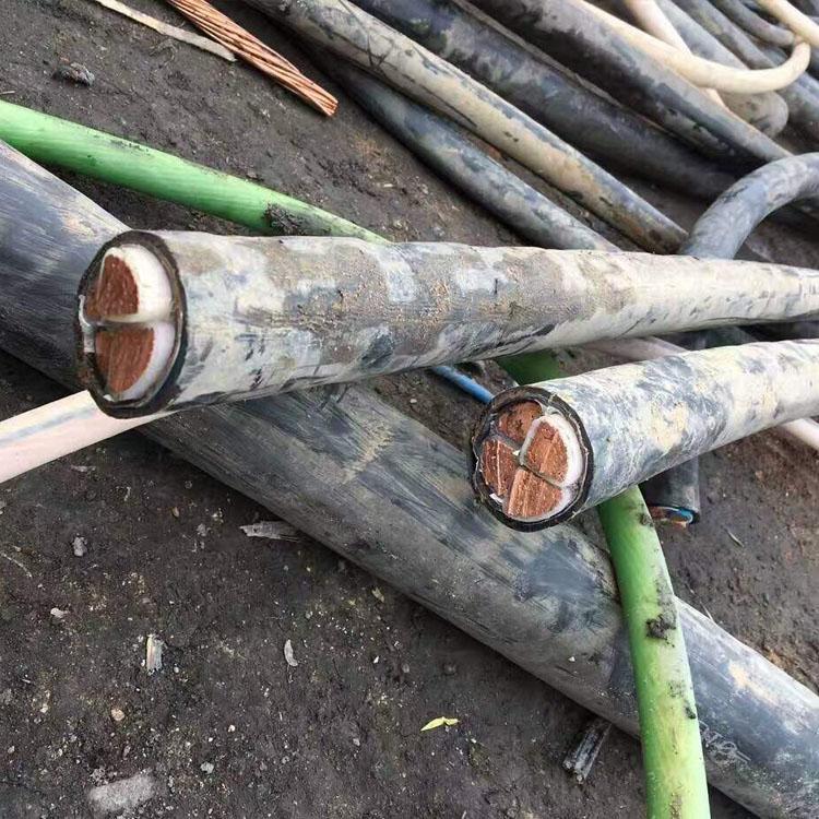 汉中高价回收废旧电线电缆回收废旧电线电缆诚峰物资回收部