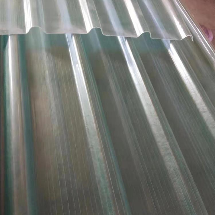 河北冀青阳光板采光板透明采光板按需定制