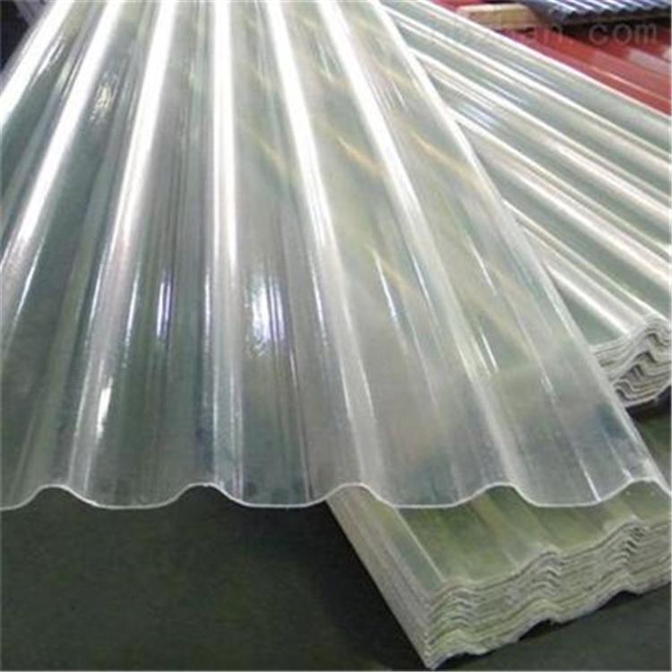 河北冀青阳光板采光板大棚采光板厚度规格可定制