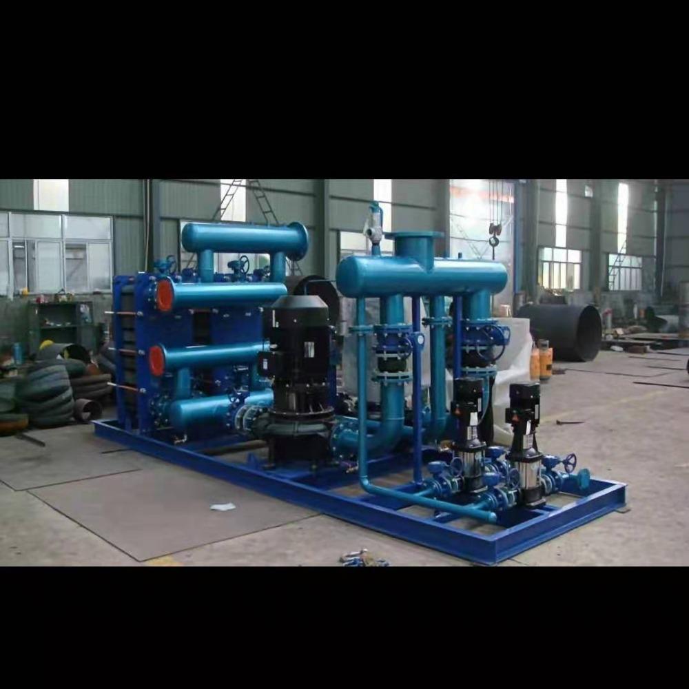 陕西换热机组生产厂家