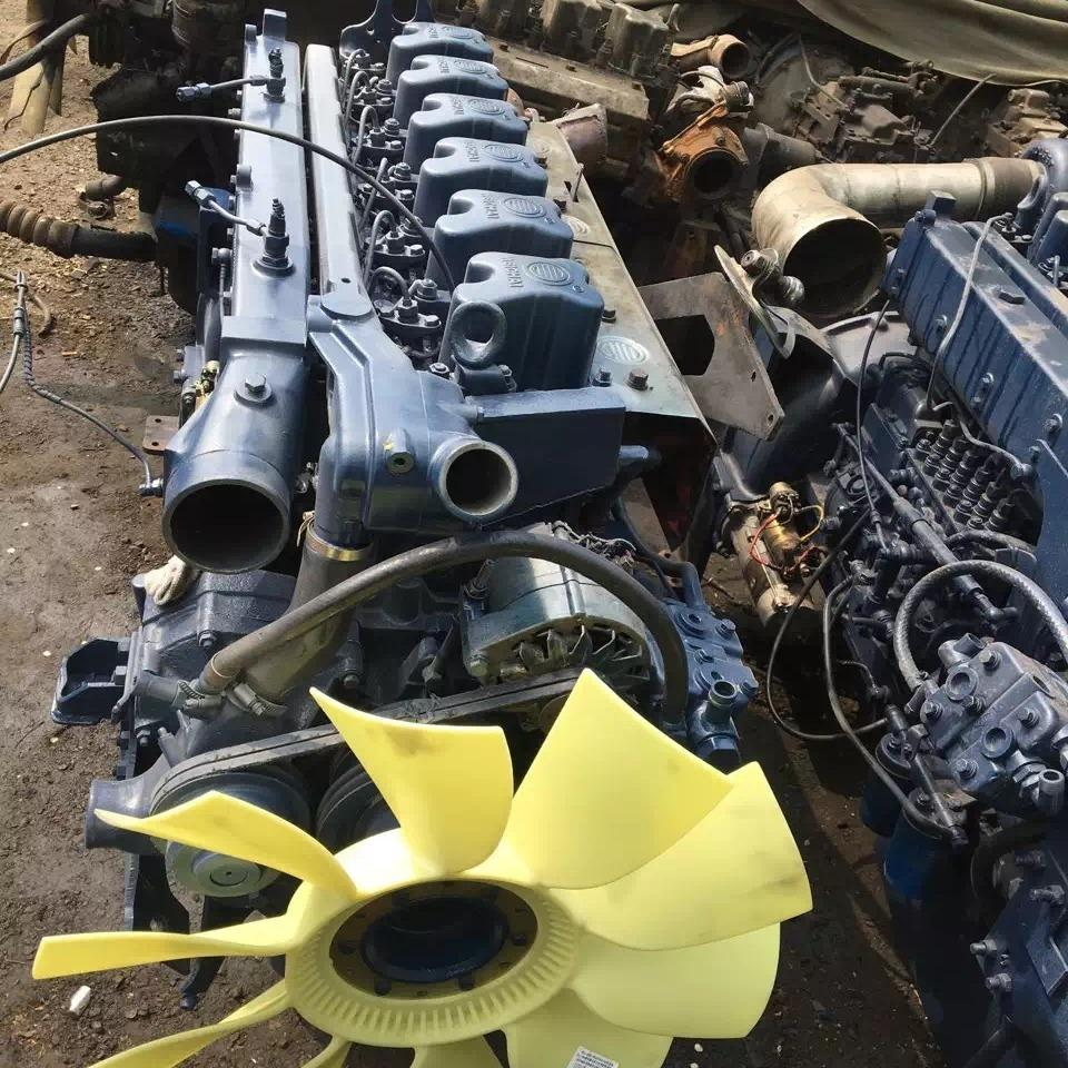 搅拌车发动机 潍柴 重汽 康明斯 玉柴 上海日野P11C搅拌车发动机总成