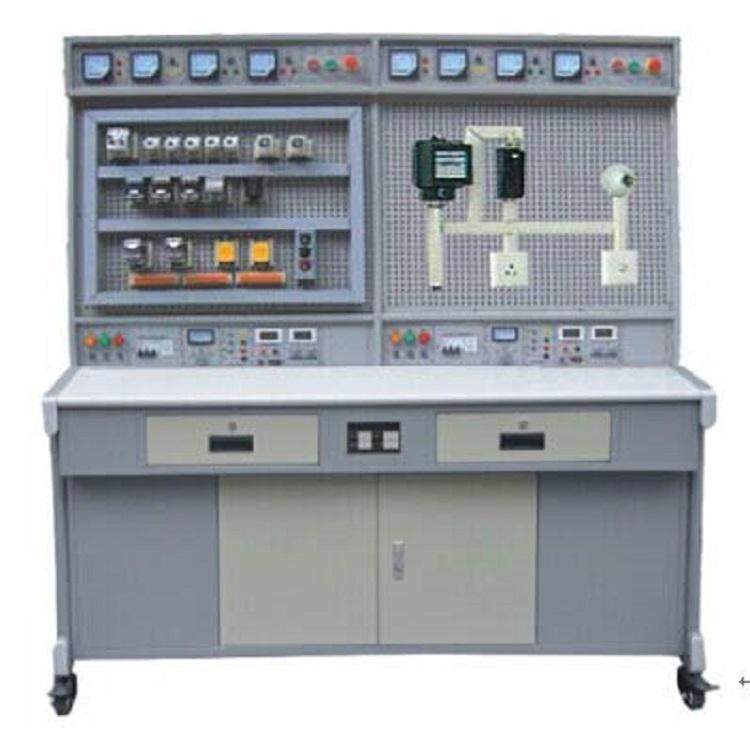 机床电气控制技术及工艺实训教学平台-机床电气控制技术及工艺实训考核装置