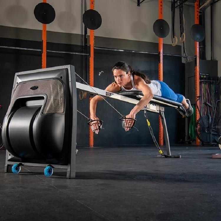 室内游泳机陆地游泳姿势动作练习器力量体能速度模拟训练器等速等动拉力器测功仪