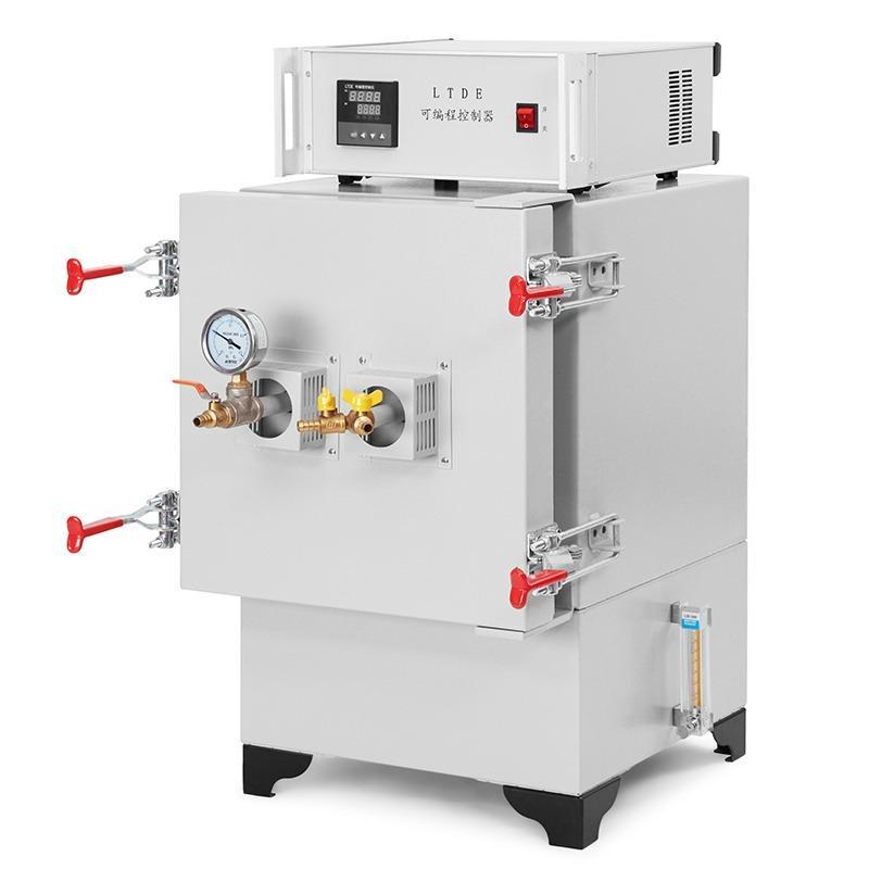 真空气氛箱式炉 气体保护高温实验炉 高温炉 气氛烤箱 马弗炉