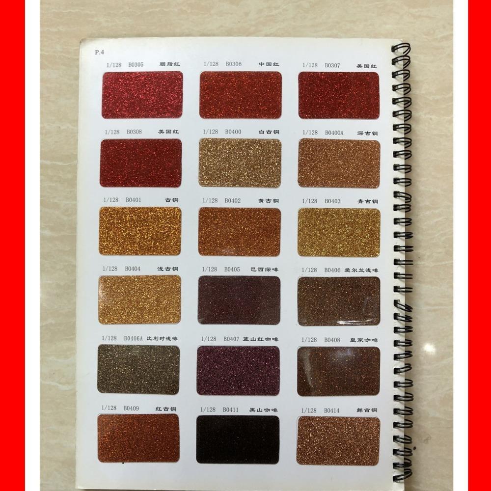 入油工艺品专用环保水性浮型金葱粉 六角形耐溶剂镭射金银粉批发